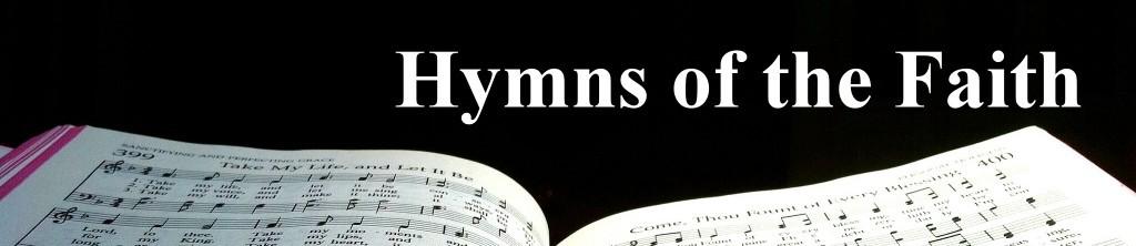 Hymnal banner