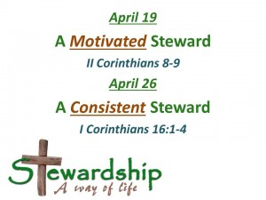Stewardship - A way of Life